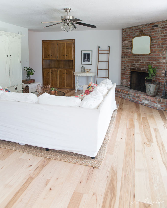 Fixer Upper Hardwood Flooring