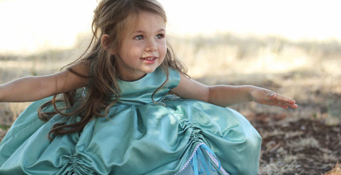 Petite Princess Sewing Pattern