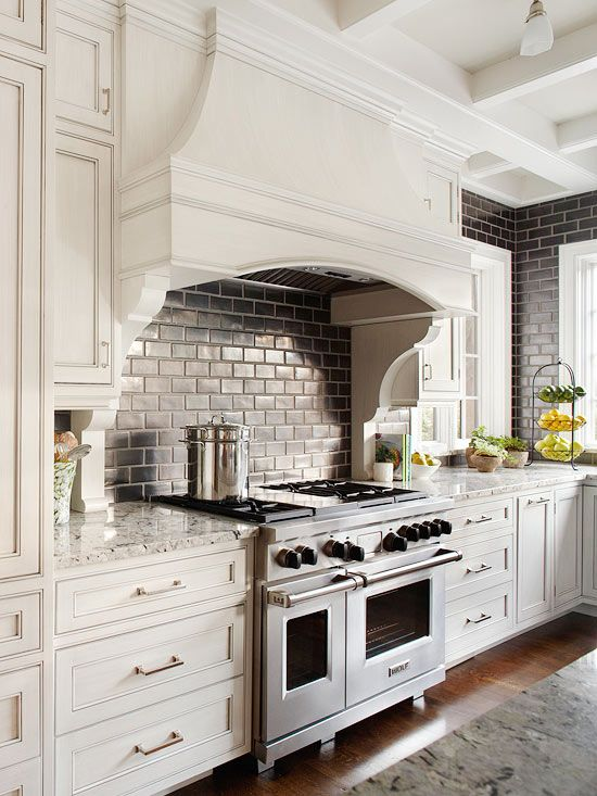 Kitchen Hood Inspiration