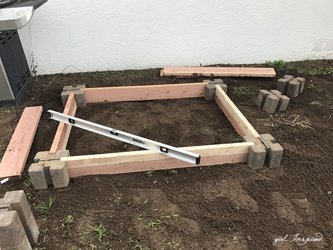 Fast and Easy DIY Raised Garden Boxes