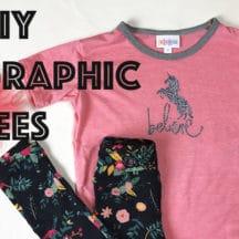 DIY Graphic Tees