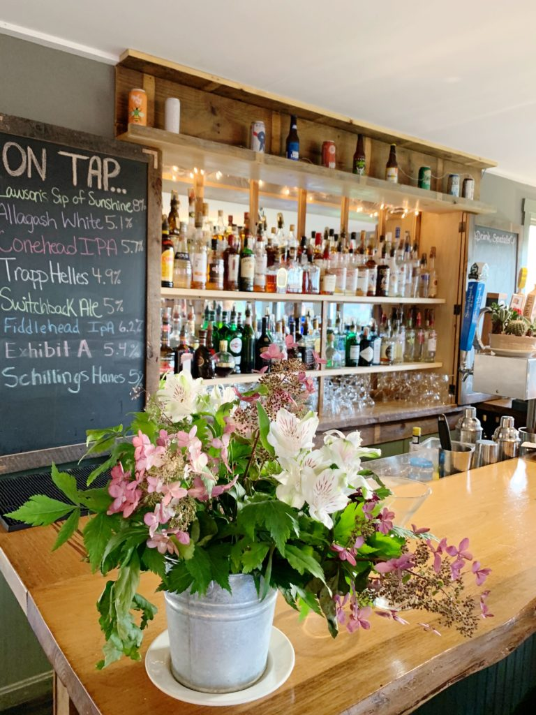 Juniper's at the Wildflower Inn